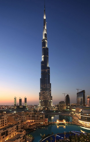 Burj-Khalifa emergency